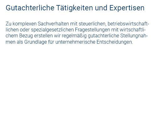 Gutachter Expertisen in  Balingen